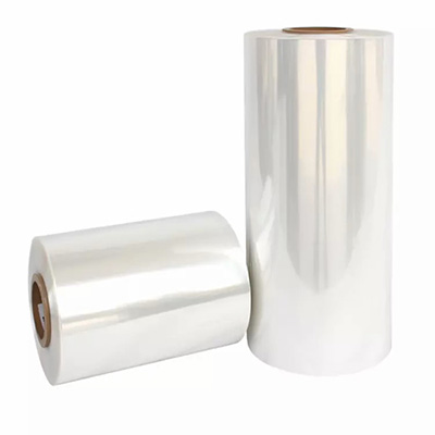 Manufacturer Packaging Material Transparent Plastic Rolls Wrap PE PVC PET POF Shrink Film-02